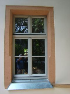 Fenster 2flg. mit Oberlicht
