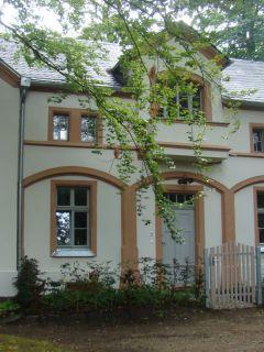 Fenster in historischer Villa, 2flg. mit Oberlicht