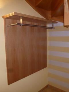 Garderobe, Buche
