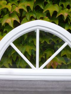 historisches Gaubenfenster